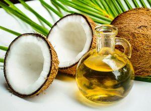 Tratamiento de aceite de coco