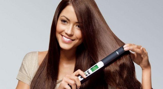 Cuidado para el cabello y el planchado