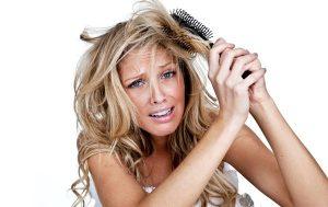desenredar el cabello
