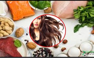 Alimentos para un cabello abundante