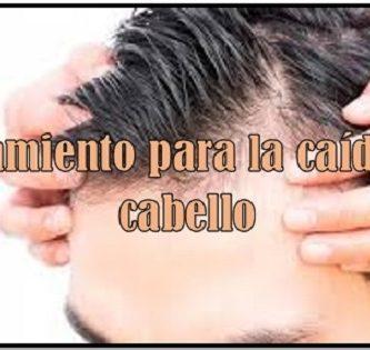 Como tratar la caída del cabello en los hombres