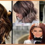 Tendencia color de pelo verano 2019
